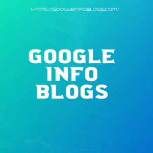 Google Info Blogs