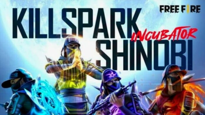 Free Fire: How to get powerful Kord Killspark Shinobi gun skin, free emotes, diamonds in the BR game
