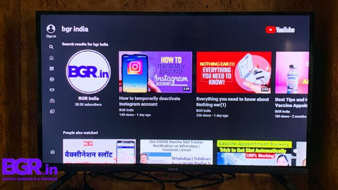 Realme Smart TV Full HD 32-inch review: Best 32-inch Android TV under Rs 20,000?