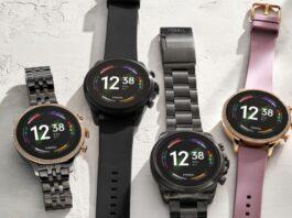 fossil gen 6 watch