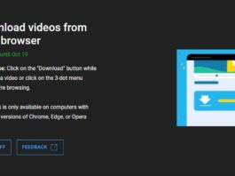 YouTube video download feature currently under testing for desktop users: How to enable